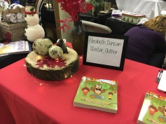 Christmas 2016 book signing event