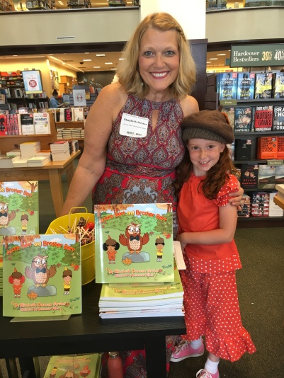 Barnes and Noble Book Signing